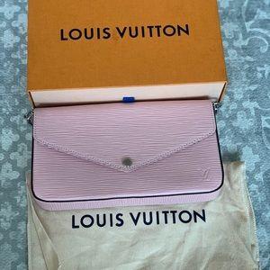 LV Felicie Pochette Shoulder Bag